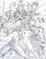 Thundercats by martheus