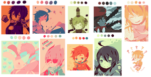 [DH] colour palette meme by poisonous-mush