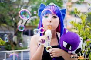 Bubbles by Hitomi-Cosplay