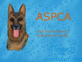 ASPCA poster by Thesar123