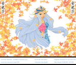Faery Queen Colouring Contest Entry by Anisa-Mazaki