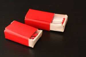 Matchboxes by GollumSmeagol77
