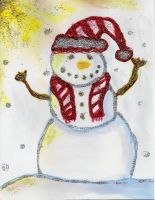 snowman by fme222