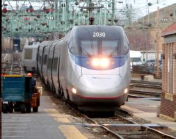 Amtrak Acela Express 2159 by JamesT4