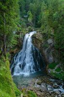 Stock 043 (Large Waterfall 2/2) by Einheit00
