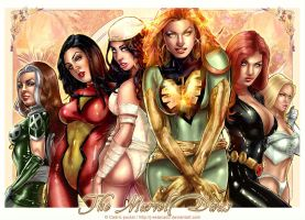 MARVEL DIVAS by J-Estacado