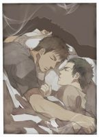 Sleeping together by get3