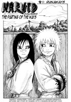 The Parting - ch.1 coverpage by Umaken