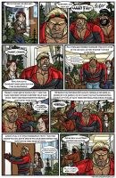 Manly Guys 19 by Coelasquid