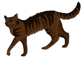 Brambleclaw 2 by Lithestep