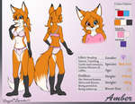 Amber Reference by Mancoin