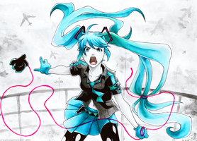 Vocaloid - Love is War by PinK-BanG