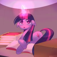 Bronycon 2012: Twilight Sparkle by pekou