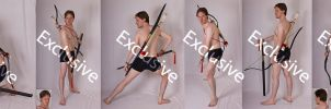 Scythian Bow + Chokuto Exclusives by Null-Entity