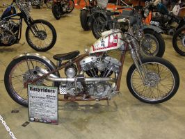 Budweiser Bobber by DrivenByChaos