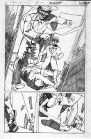 Green Hornet pg.3 by afromation