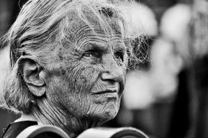 Old age by maziak-ciut-inaczej