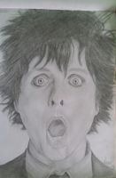 Billie Joe Armstrong by Lafishy