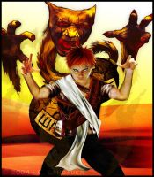 Gaara: Maestro of Death by destructo-