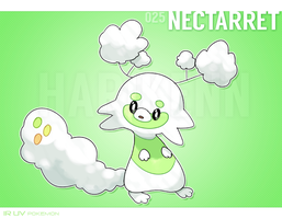 025 Nectarret by harikenn
