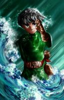 Rock Lee by TSHORYUKEN