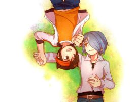 Inazuma11: 10 years after by sagenac