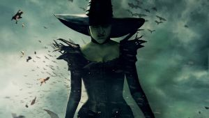 Wall Witch by GiorRoig