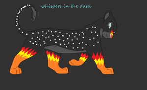 whispers in the dark by petshop101