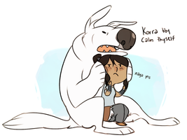 God Damn it Korra by Susiron