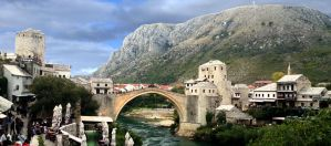 Mostar, Bosnia and Herzegovina by ordinarygirl1
