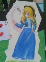 Alice in our Graduation Year Book 09 by ErMaoWu