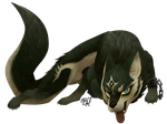 Wolf link by phation