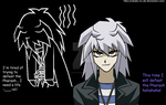 YGO: Inners: Bakura by The-PirateQueen