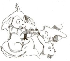 Vap and Nid by Nid15