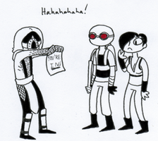 Petition For No Face In MKX When? by Atra-Mors