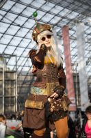 SteamPunk at the LBM 2013 - Perdita Illicia by ChristopherMarx