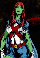 Miss Martian By Deilson by Kenkira