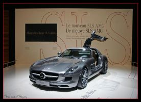 Mercedes-Benz SLS AMG by C0LL1