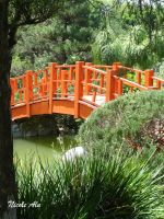 Japanese Bridge by TsukiLion