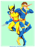Wolverclops by Boxicola