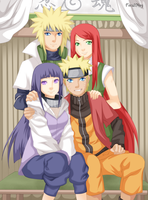 Naruto - Family by Facu10Mag