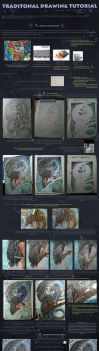 Tutorial - Traditional Art by Psychocereals