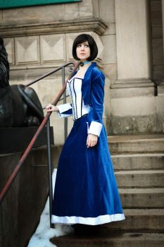Elizabeth Cosplay by Ao-nir