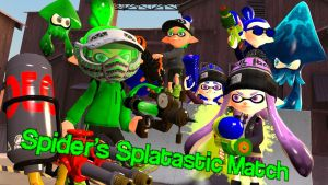Splatoon GMOD - Spider's Splatastic Match by ASpider25