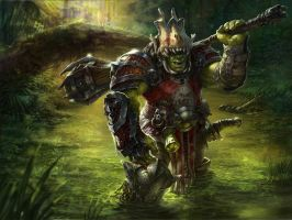 ork by dron111