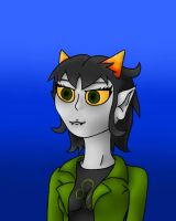 Nepeta by VioletDragonian