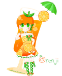 do you want some orange juice ? by Bunnymee