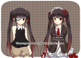 Adoptable Auction: Higanbana Girl [SOLD] by tsunyandere