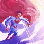 Angry Superman by Cocoz42