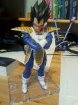 Vegeta Figure by Hellblaze
